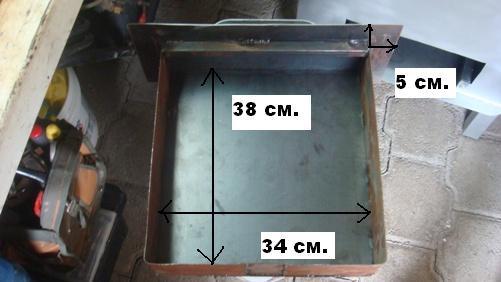 Как изготовить коптильню для горячего