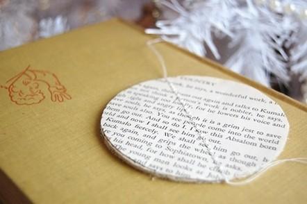 Объемный новогодний шар из бумаги своими руками